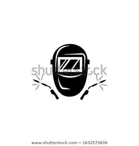 Black Welding Mask Stock photo © solarseven