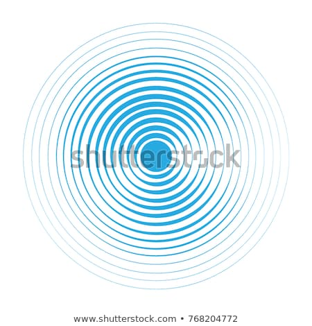 Concentric  waves Stock photo © taden