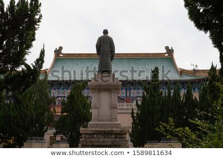 ストックフォト: Statue Of Sun Yat Sen