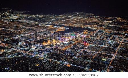 Las Vegas aéroport ciel Photo stock © meinzahn