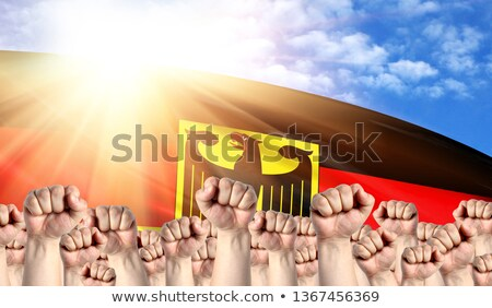 Germany Labour movement, workers union strike Stock photo © stevanovicigor