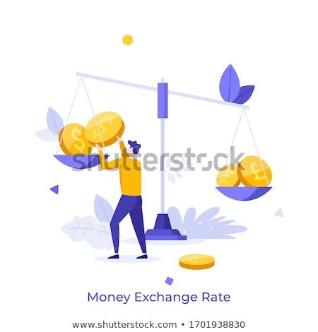 euro's weigh Stock photo © hitdelight
