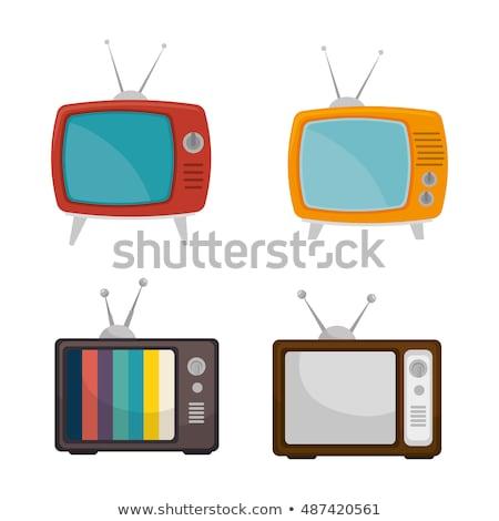 TV screnn Stock photo © Ava