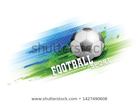set of football banners stock photo © -baks-