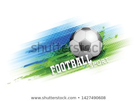 Set of football banners Stock photo © -Baks-