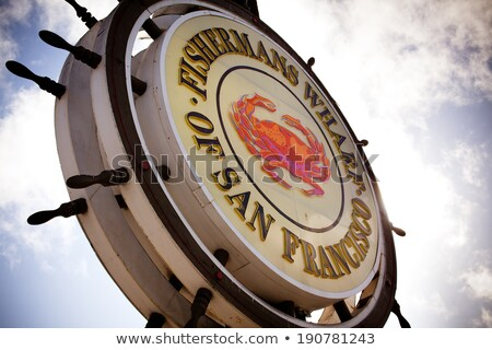 Famous Fisherman's Wharf of San Francisco Stock photo © AndreyKr