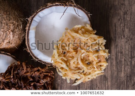 coconut candy stock photo © tycoon