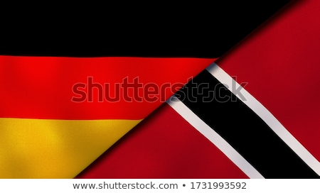 Germany and Trinidad and Tobago Stock photo © Istanbul2009