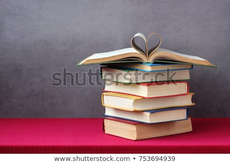 Book of Love Stock photo © Kotenko
