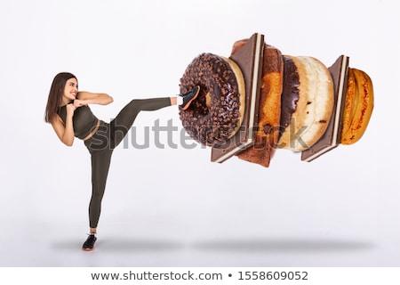食品 渇望 脂肪 スナック オープン ストックフォト © Lightsource