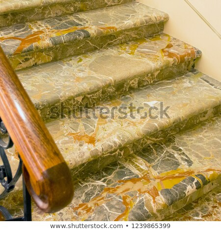 Stair in restaurant Stock photo © bezikus