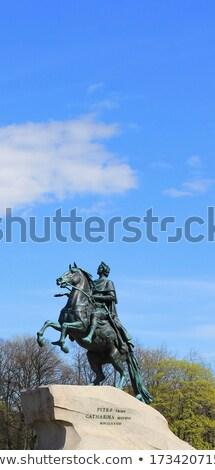 cavalry of the empire memorial stock photo © kraskoff