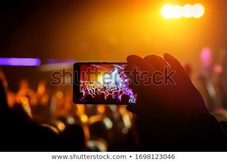 Fotoğrafçılık Internet örnek sosyal medya sosyal ağ Stok fotoğraf © ConceptCafe