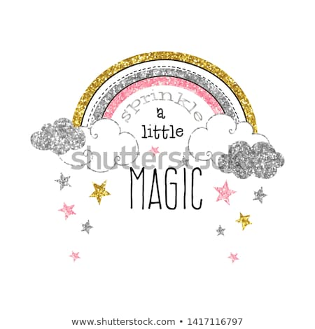 lettering motivation magic stock photo © barsrsind