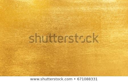Zdjęcia stock: Złoty · gradient · metal · złota · stali