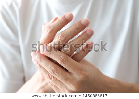 Peripheral Neuropathy Diagnosis. Medical Concept. Stock photo © tashatuvango