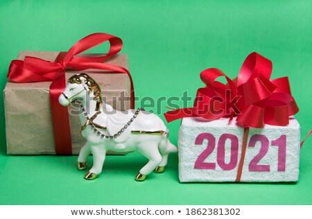 Mi következő karácsony játékok játék gyerekek Stock fotó © Olena