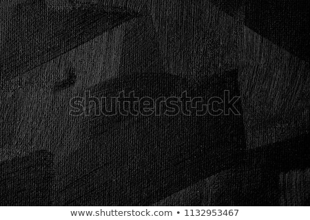 abstract black watercolor stroke texture background Stock photo © SArts