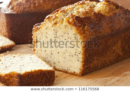 Homemade Poppy Seed Bread Rolls Stock photo © ildi