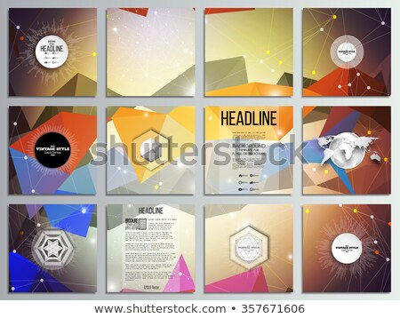 Scientific Multicolor Background Stock photo © alexaldo