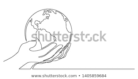 Environmental protection vector concept metaphor Stock photo © RAStudio