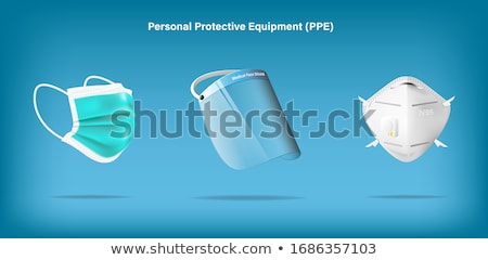 Objects for Coronavirus or Covid 19 protection. Stock photo © Illia