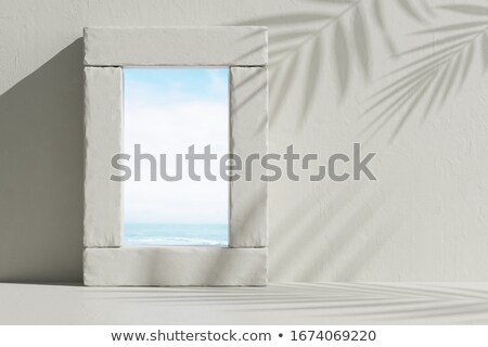 Stock fotó: Kék · gyémánt · puha · árnyékok · renderelt · magas