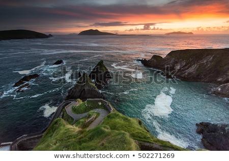 Coast at Dingle Peninsula Stock photo © igabriela