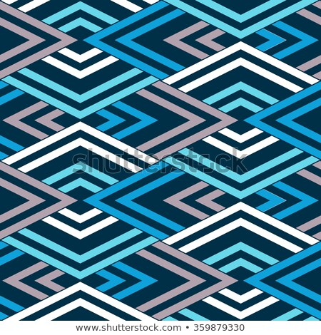 Stock photo: diamond vector graphic scheme