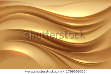 drapes gold stock photo © zeffss