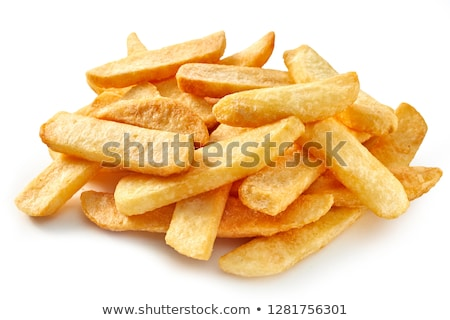 Big Thick Cut French Fries Stock photo © mybaitshop