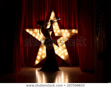 Cabaret Artist stock photo © adamr