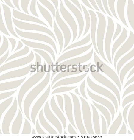 Decorative vintage leaves. Seamless pattern. Stock photo © isveta