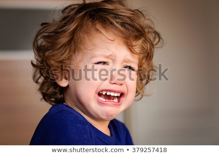 crying kid Stock photo © ayelet_keshet