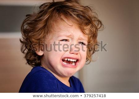 crying kid stock photo © ayelet_keshet