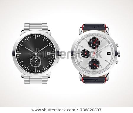Chronograph watches set Stock photo © Kaludov