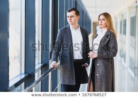 民族 · ビジネスチーム · フォーカス · 真ん中 · 女性 · 男 - ストックフォト © photography33