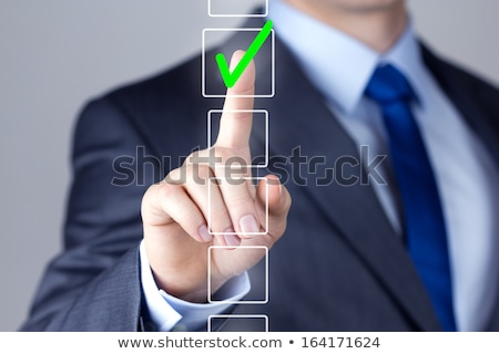 Right of choice in business stock photo © SVitekD