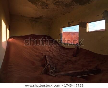 Deserto Dubai como foto espaço Foto stock © garethweeks