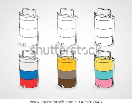 Food carrier Stock photo © pongam