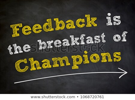 Breakfast Of Champions Stock photo © Lightsource