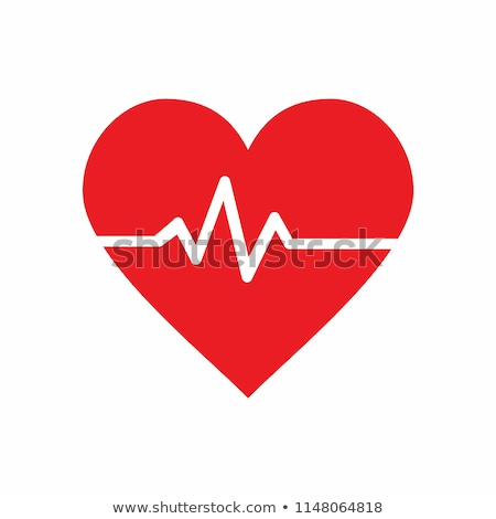 Heart health symbol Stock photo © Lightsource