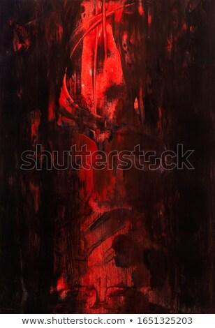 темница · интерьер · тюрьмы · внутри · цитадель · двери - Сток-фото © anterovium