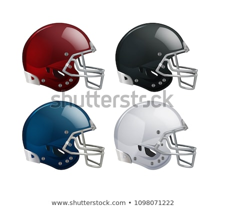 fútbol · cascos · 3d · deporte · pelota - foto stock © koufax73