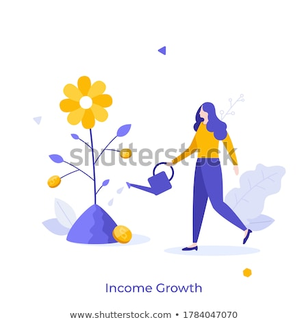 Cultivating Dollar Stock photo © idesign