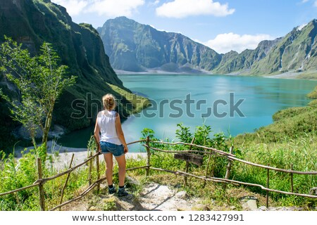 Mount Pinatubo Crater Stock photo © lorenzodelacosta