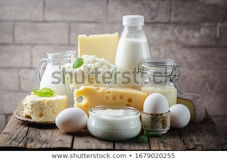 dairy  Stock photo © adrenalina