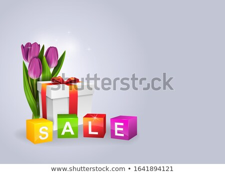march in 3d cubes stock photo © marinini