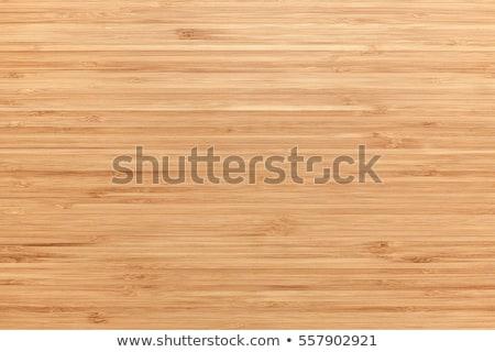 Bambu doku ev duvar ahşap ev Stok fotoğraf © miracky