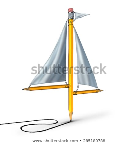 Sailing Creativity Metaphor Stock photo © Lightsource
